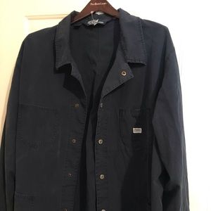 Polo Ralph Lauren Vintage Navy Army Jacket